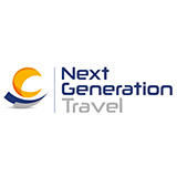 next generation travel logo q
