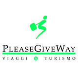 please give way logo