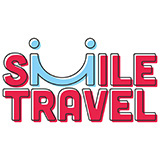 smile travel logo q
